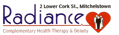 Radiance Health and Beauty, Mitchlestown, Call: 025 86645 / 087 3227295